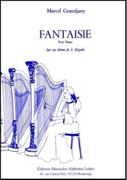 Fantaisie Pour Harp Op.31 By Marcel Grandjany