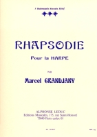Rhapsodie Pour la Harpe - Marcel Grandjany