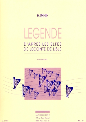 Legende - Henriette Renie