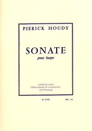 Sonate pour Harpe Op.7 - Pierick Houdy