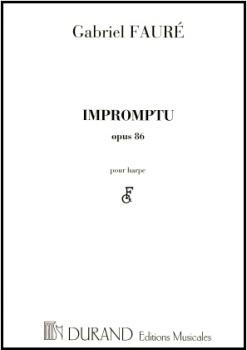 Impromptu Op.86 - Gabriel Faure