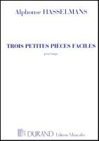 Trois Petites Pieces Faciles - Alphonse Hasselmans