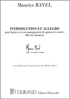 Introduction Et Allegro by Maurice Ravel