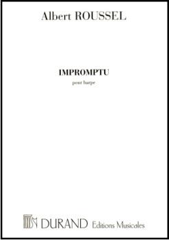 Impromptu for Harp Op.21 - Albert Roussel
