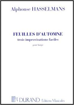 Feuilles D'Automne - Alphonse Hasselmans