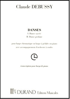 Danses - Claude Debussy
