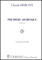 Premiere Arabesque Pour Harp - Claude Debussy