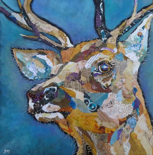 Red Deer Buck II