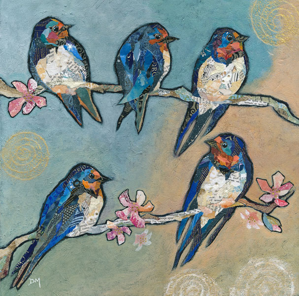 Swallows & Swirls