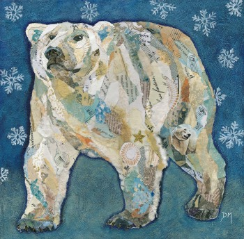 Polar Bear Blues - Large Print