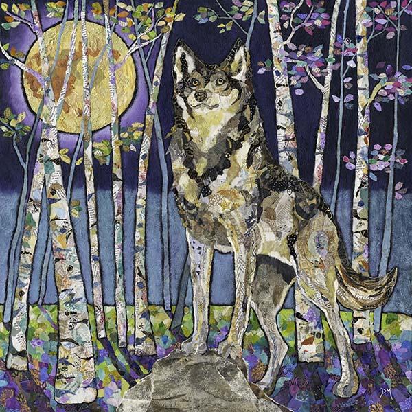 Moon Guardian - Print