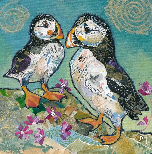 Puffin Pals - Print