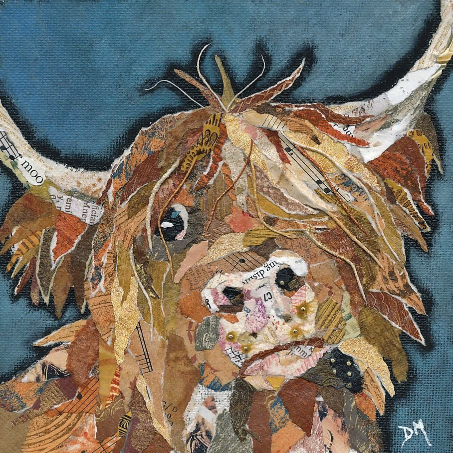 <!-- 007 -->Highland Cow Prints