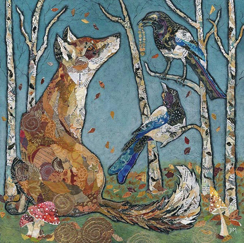 <!-- 003 -->Fox Prints