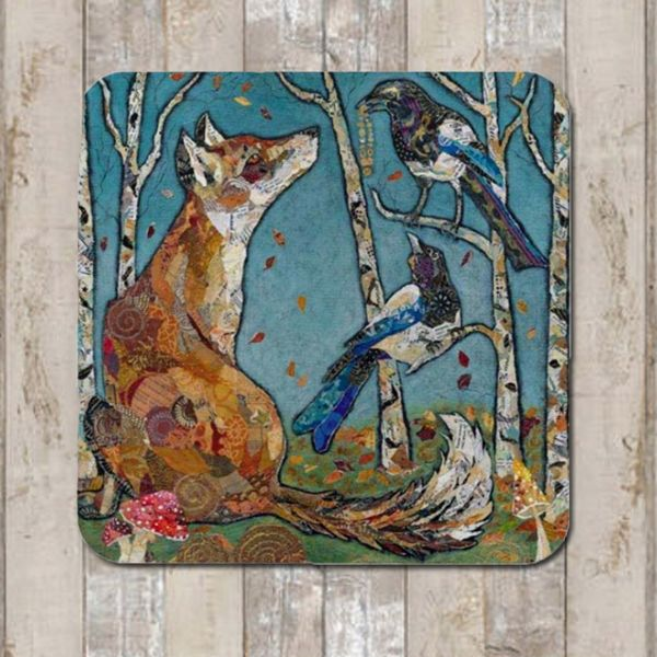 Fox & Magpie Coaster Tablemat Placemat