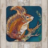 Wee Red Squirrel Tableware