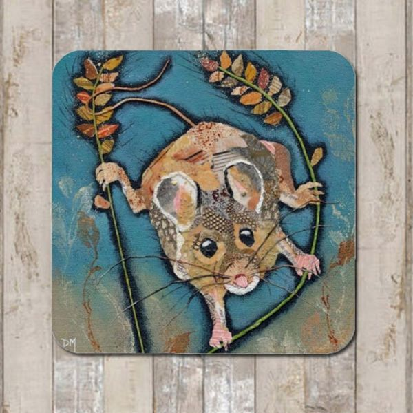 Mouse and Barley Coaster Tablemat Placemat