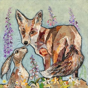 Unlikely Friends- Large Print