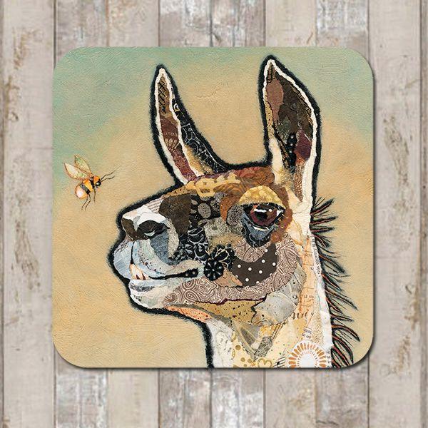 Llama Rodney Coaster Tablemat Placemat
