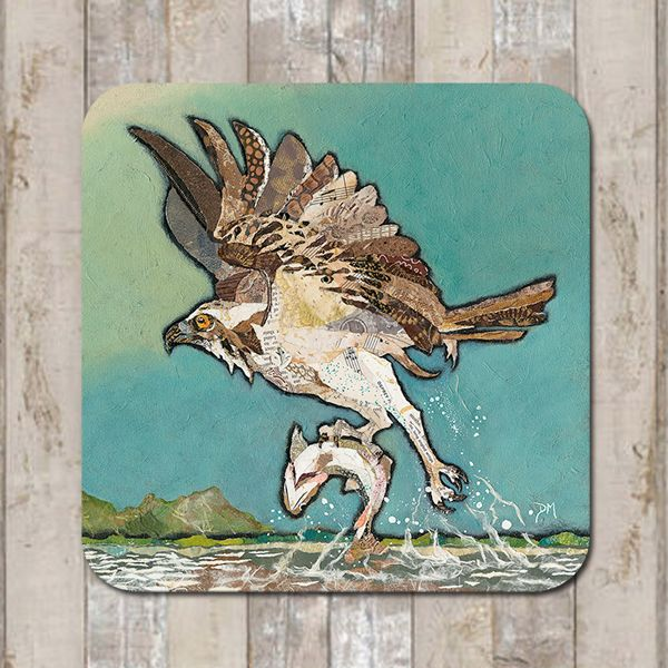 Flying Osprey Coaster Tablemat Placemat