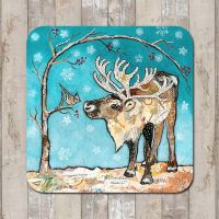 Reindeer & Bird Tableware