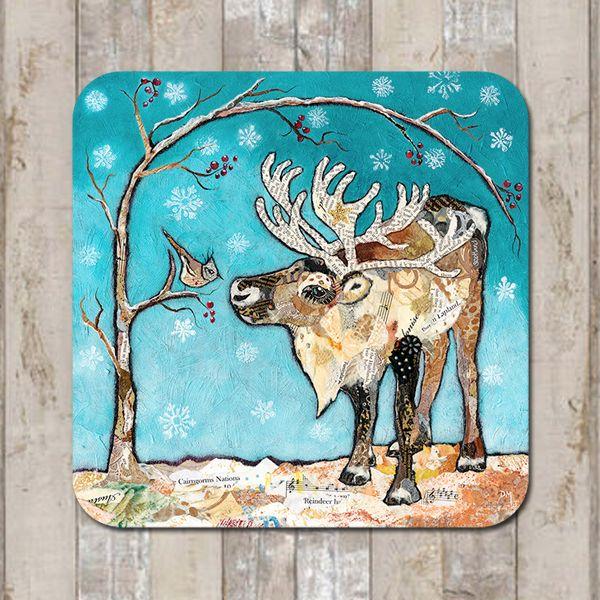 Reindeer & Bird Tableware