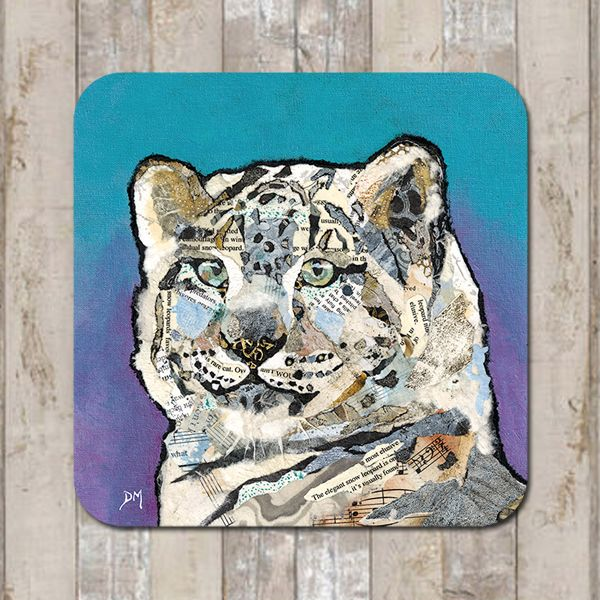 Snow Leopard Tableware