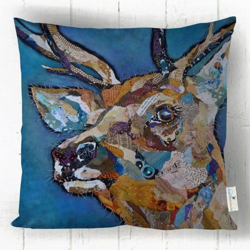 Red Deer Buck II - Cushion