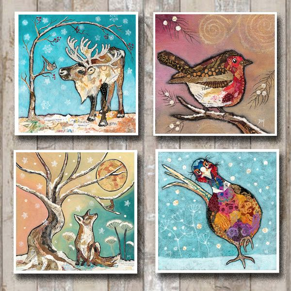 <!-- 001 -->Mixed Christmas Card Collection