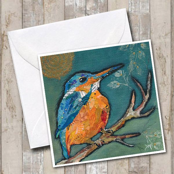 <!-- 009 -->Kingfisher Card
