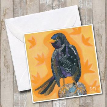 Blackbird Card