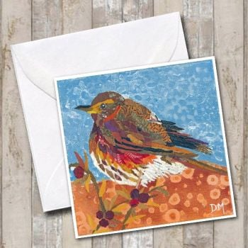Redwing Card
