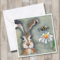 <!-- 005 --> Hare &amp; Bee - Card