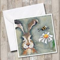 Hare & Bee - Card