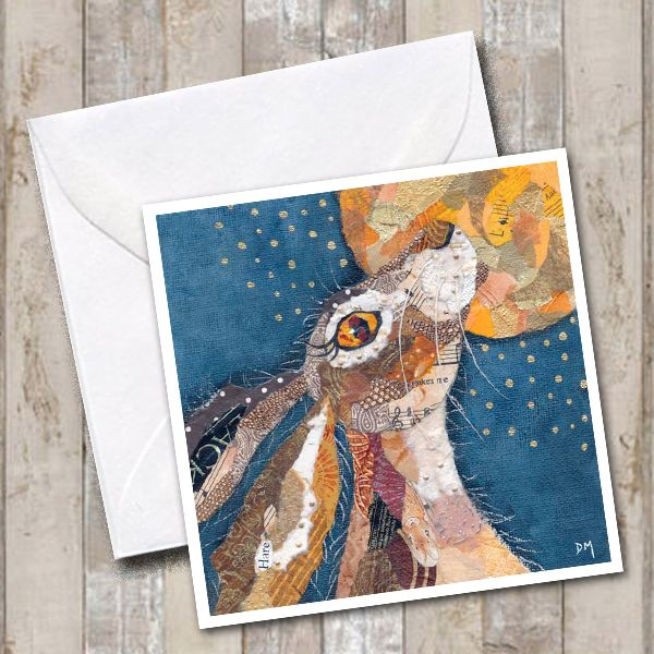 <!-- 008 --> Moon Hare - Card
