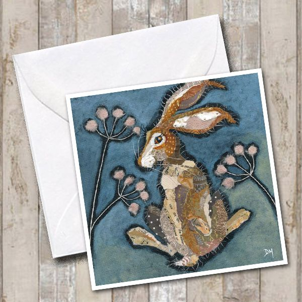 <!-- 009 --> Hare & Hogweed II - Card