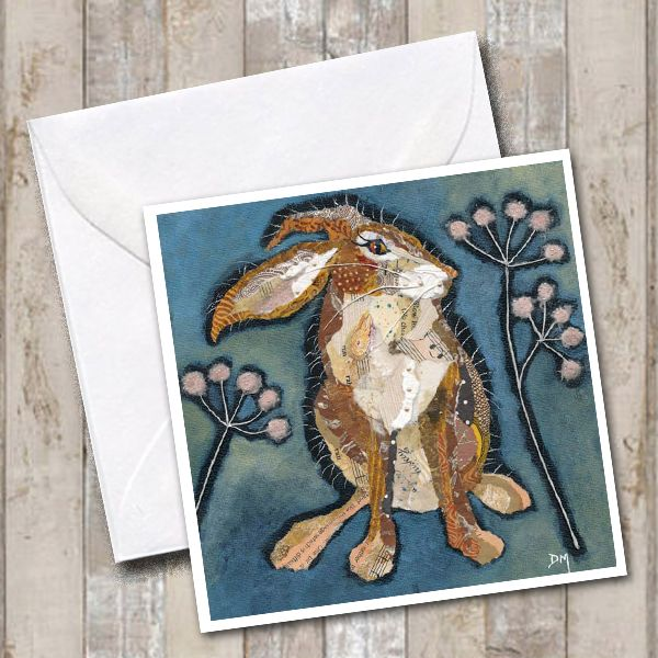 <!-- 010 --> Hare & Hogweed III - Card
