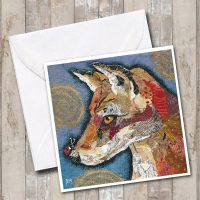 Hi Jack - Fox & Ladybird Card