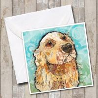 Bella - Cocker Spaniel Dog Card