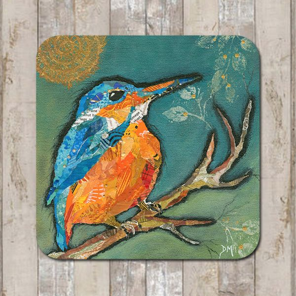 Kingfisher Coaster Tablemat Placemat