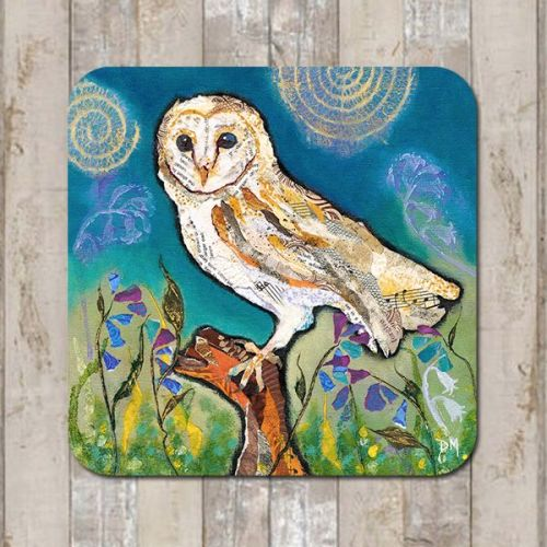 Barn Owl Tableware