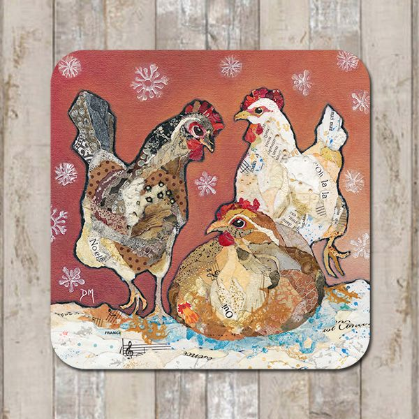Three French Hens Tableware