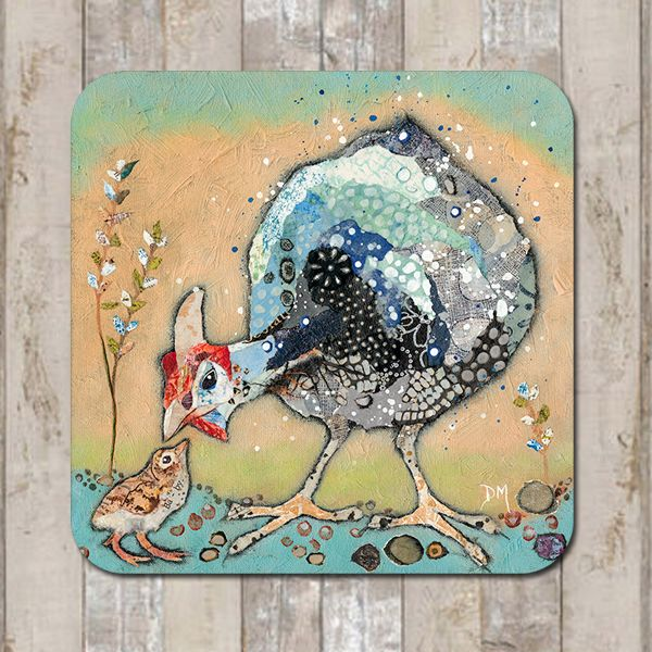 Mini Ginnie Coaster Tablemat Placemat