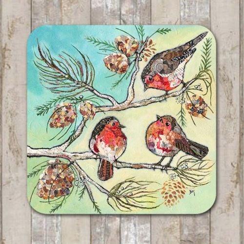 When Robins Appear Tableware