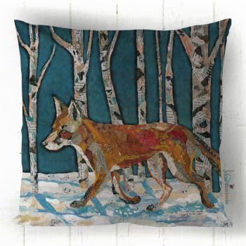 Foxtrot - Fox in Woods Cushion