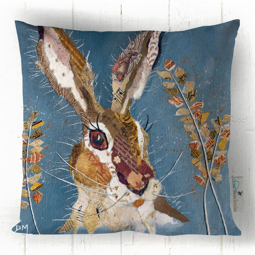 Hare & Barley - Cushion