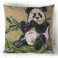 Bamboo Panda - Cushion