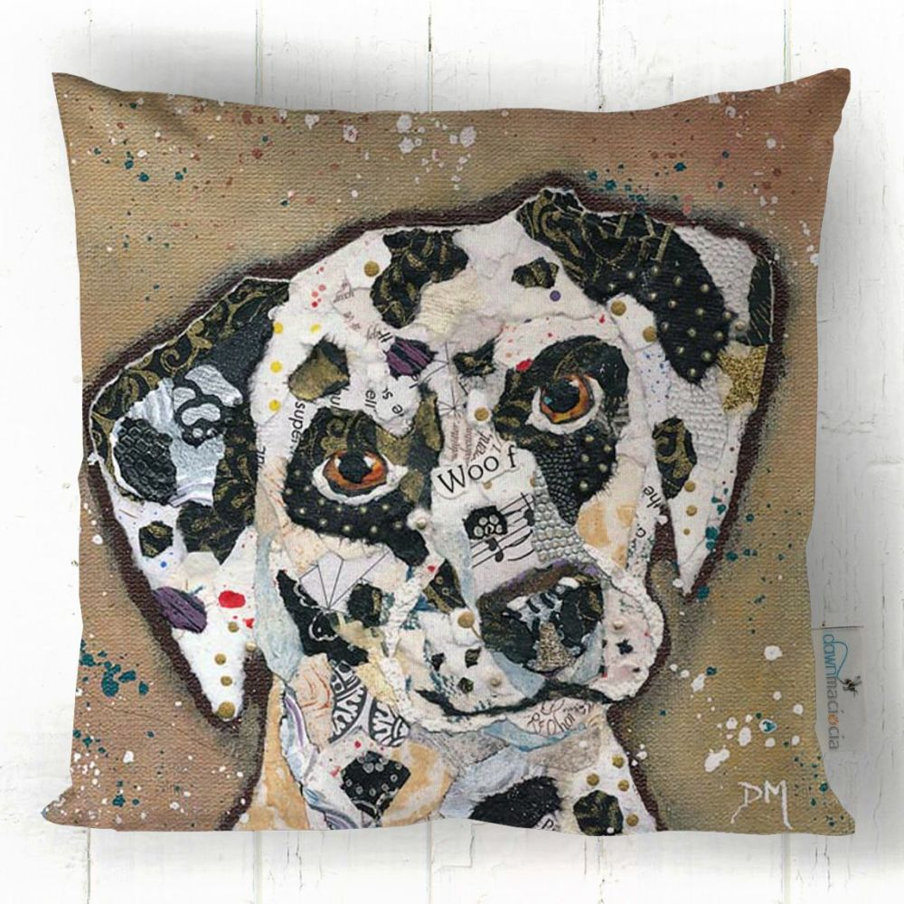 Woof Dalmation - Cushion