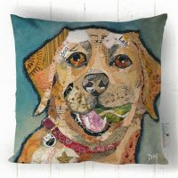 Barney Labrador - Cushion