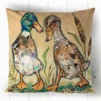 Quackers over You - Cushion